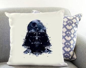 Star Wars Darth Vader Printed Cushion Case The Force Awakens Decor Birthday Gift Christmas