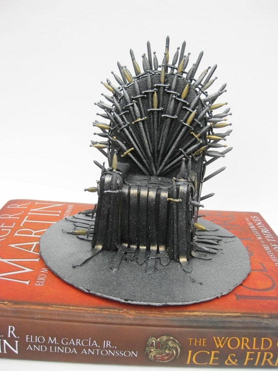 Game Of Thrones Cake Topper Game Of Thrones By Paytheironprice