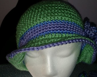 Pastel bucket hat