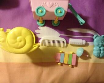 G1 MLP Nursery Set