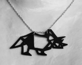Necklace TRICERATOPS