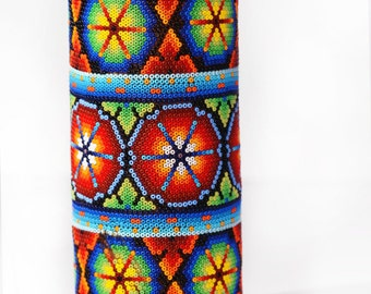 Glass Huichol