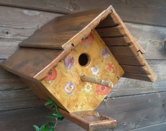Garden nest for smaller birds