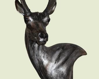 Silver Antelope