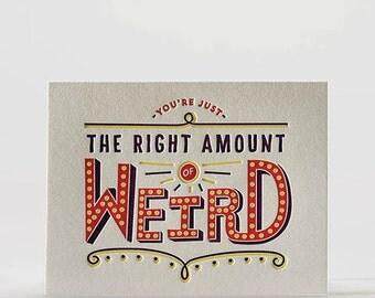 I Like You Card