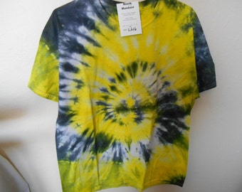 CLEARANCE 100% cotton Tie Dye T-shirt - MMLG16 SIZE LARGE