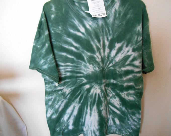 100% cotton Tie Dye T-shirt MMXL20 size XL