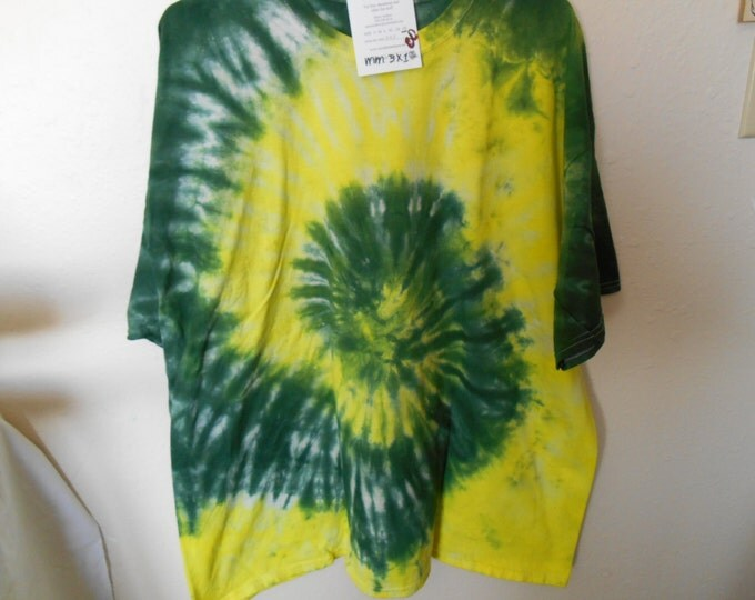 100% cotton Tie Dye T-shirt  MM3X1 size 3X