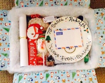 Night Before Christmas Box - Filled