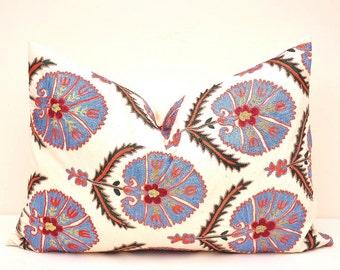 Pillow Covers Suzani - Pillow Cushion Suzani - Pillow Throw Suzani - Decorative Pillow Suzani - Throw Pillow Suzani - Suzani Cushion Covers