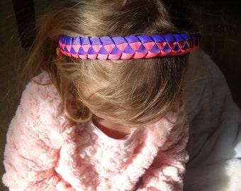 Braided Headband, military braided headband