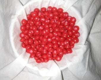 Half pound of red cherry Skittles (Orchard) FREE SHIPPING in US!!