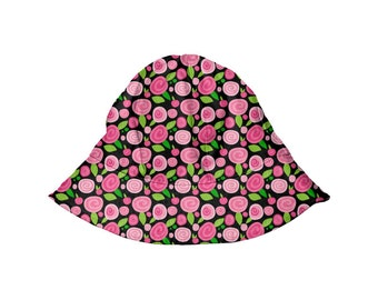 Rose Garden: Bucket Hat