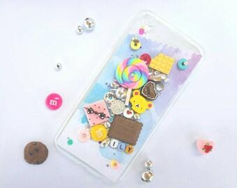IPhone 6/6s Case | Kawaii | Decoden | Handmade