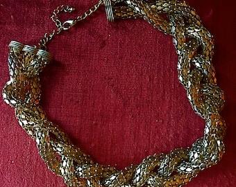 Vintage Jumbo Gold Chain