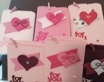 Valentine Treat Bags 12