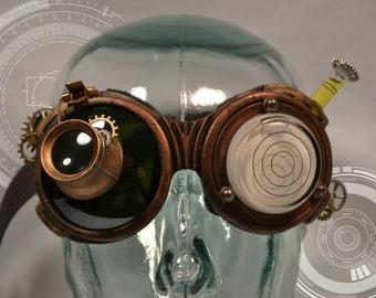 Steampunk Gunner Goggles