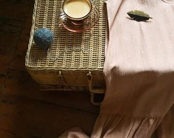 Plume - Feather - pin Handmade - tender Cactus - La Rochelle