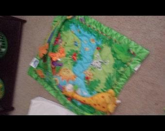 Jungle Baby Play Mat