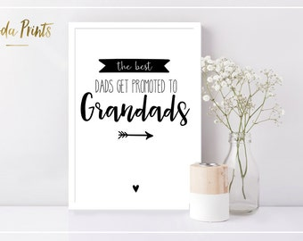 Fathers Day - The best Dads get promoted to Grandads