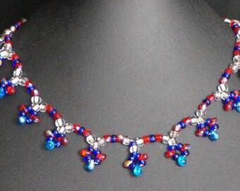 Devi Bead Necklace #011