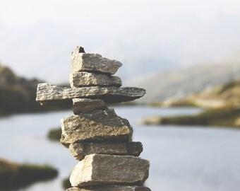 Pebble - Pebble Photo - Stones - Stones Photo - Seaside - Seaside Photo - Digital Photo - Digital Download - Instant Download - Home Decor