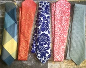 Custom Men's Necktie
