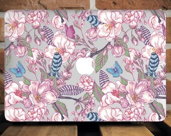 Feather Mac Pro 13 Case MacBook Pro Retina 13 Case MacBook Air 11 Cover Macbook Air Case MacBook Pro 13 Cover Laptop Cover Cute Gifts