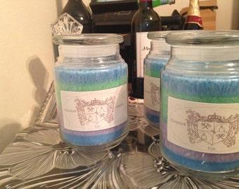 Layered Palm Wax Candle Sale!