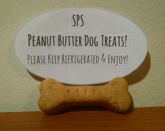 Honey Baked Peanut Butter Treats!