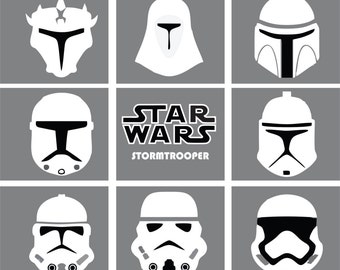 Star Wars  STORMTROOPER - Vector