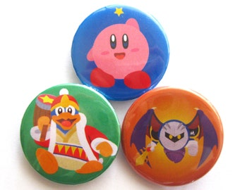 Super Smash Bros. - Kirby Button
