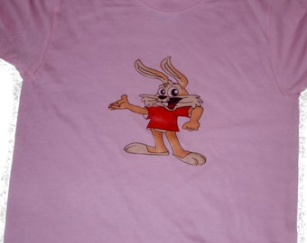Cute Bunny T-Shirt FREE SHIPPING within UK