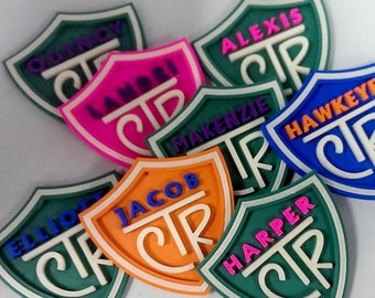 CTR Shield Personalized