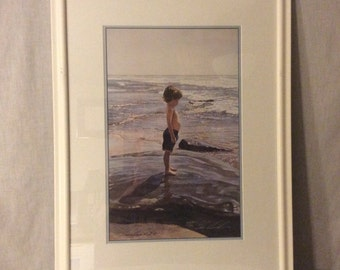 "Steve Hanks limited edition ""Sea Urchin"" signed and numbered"