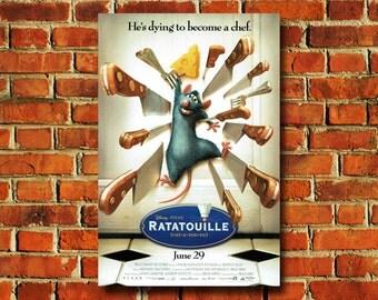 Disney Ratatouille Movie Poster - #0729