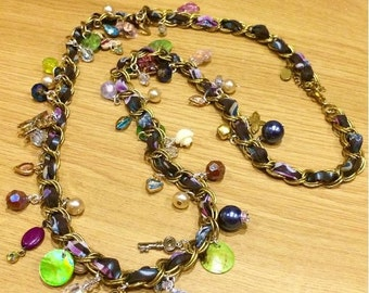 The Festival Gypsy Charmed Necklace