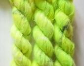 Venus Hand Dyed Yarn lace yarn Kid Mohair Silk  50g