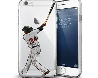David Ortiz-Boston Red Sox Phone Case