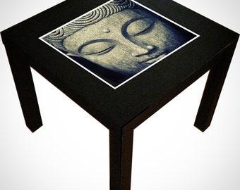 Buddha end table