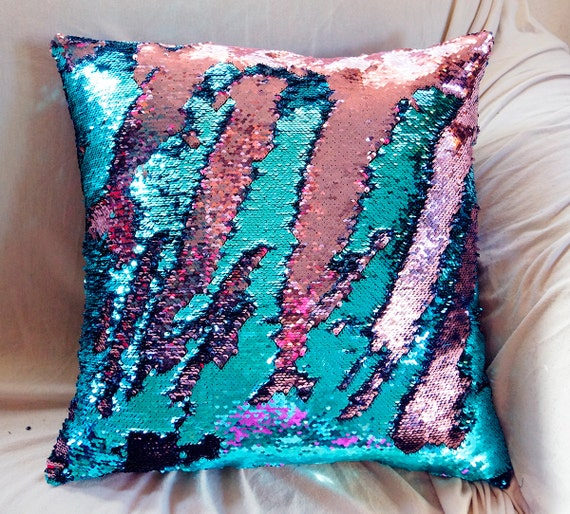 On Sale Mermaid Pillow Stuffed 25 Colors Many Sizes