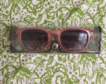 Vintage Lucite Sunglass Case