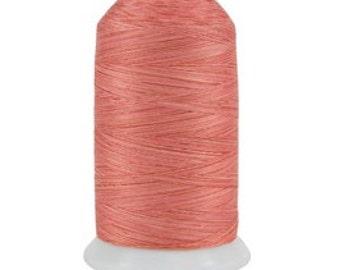 Quilting Thread- 908 - King Tut Thread - Cotton Thread - Egyptian Cotton Thread - Peach Thread -  Cone Thread