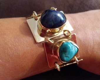 Bracelet Two Blues