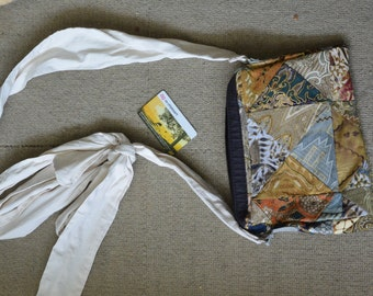 Handmade Babywearing bag