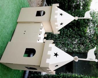 "Cardboard Playhouse ""Magic Castle"""