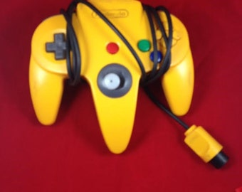 Nintendo 64 Controller  2pc for parts