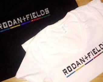 GLITTER TRANSFER Rodan + Fields