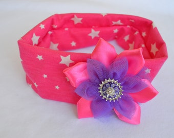 Headband in cotton