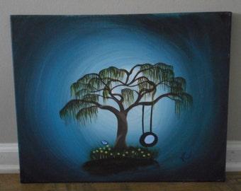 Willow swing